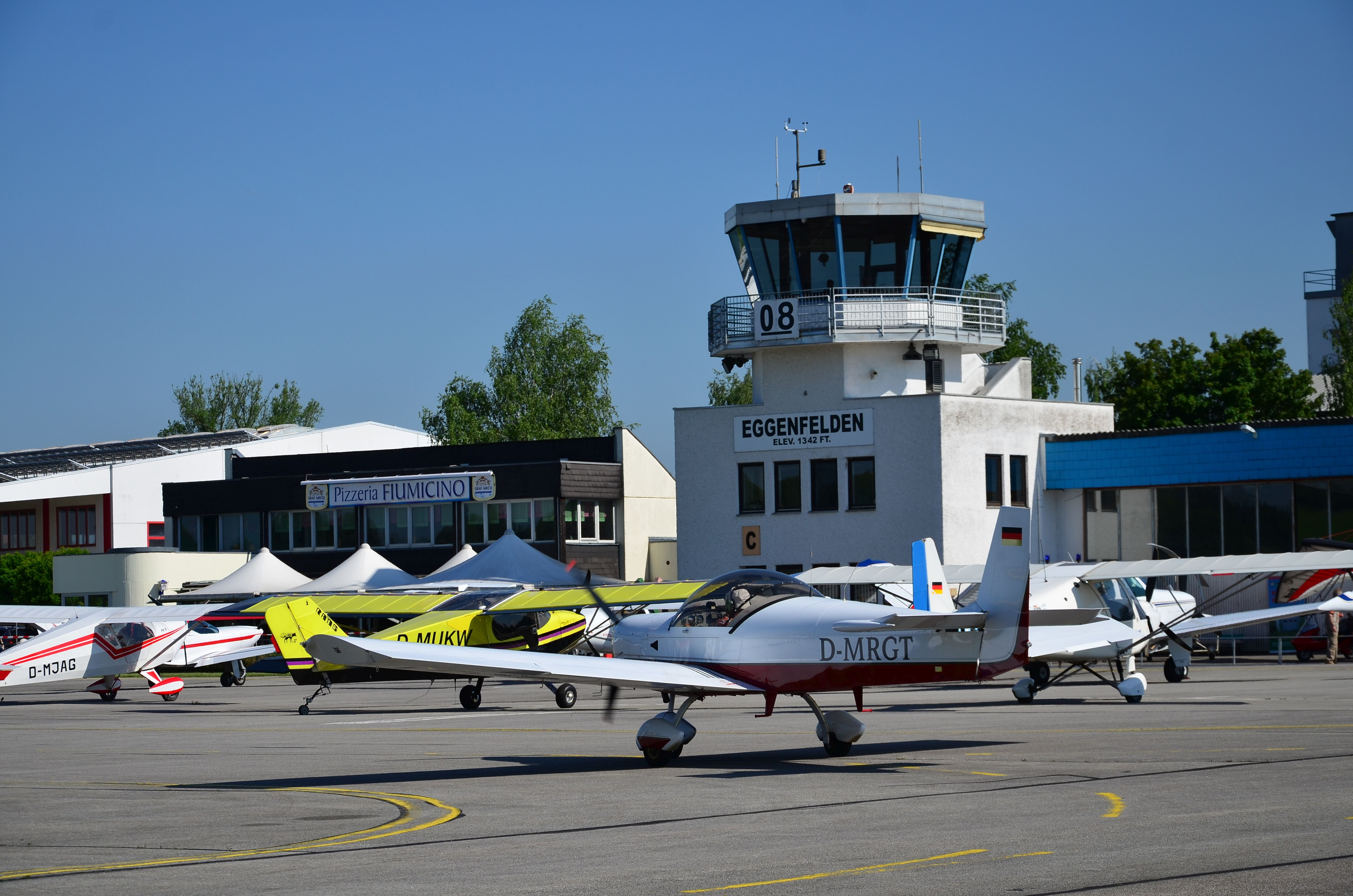 """Featured image for """"Betriebsferien des Flugplatzrestaurants Fiumicino vom 23.08. bis 06.09.2021."""""""